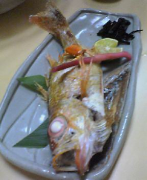 高級魚·のど黒